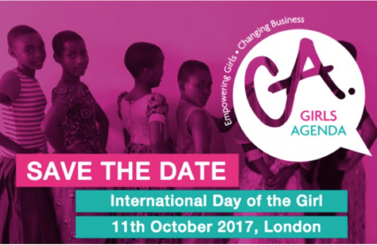 International day of the girl: full house in London for our first SPRING event!
