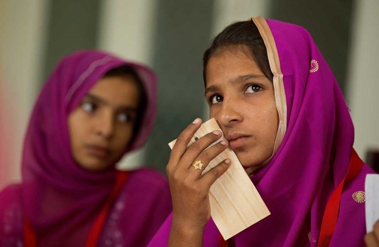 Healthcare: Meet Naseem, 17, from Pakistan