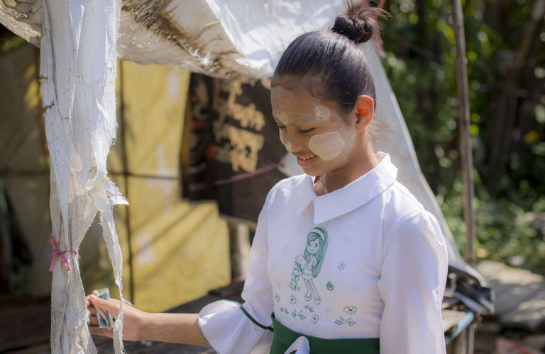 Ending the stigma: how to start a menstrual health revolution in Myanmar