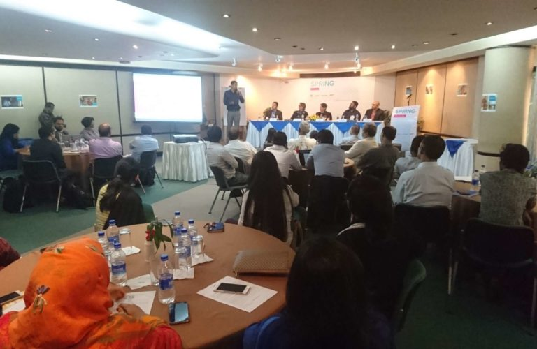 SPRING Accelerator Calls for Applications for the New Cohort – Bangladesh press conference